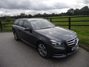 used Mercedes E250 CDI SE (NEW SHAPE & COMAND SAT NAV) in aldershot-hampshire