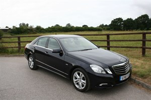 used Mercedes E250 CGI BLUEEFFICIENCY AVANTGARDE in aldershot-hampshire