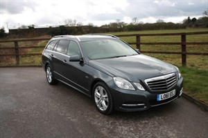 used Mercedes E350 CDI BLUEEFFICIENCY AVANTGARDE ED125 in aldershot-hampshire