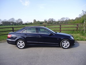 used Mercedes E350 CDI BLUEEFFICIENCY AVANTGARDE in aldershot-hampshire