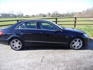 used Mercedes E350 CGI BLUEEFFICIENCY SPORT(VAT QUALIFYING) in aldershot-hampshire
