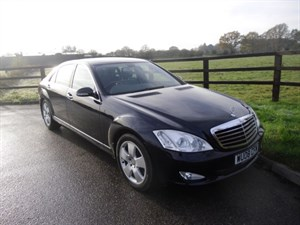 used Mercedes S320 L CDI in aldershot-hampshire