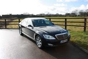 used Mercedes S350 L in aldershot-hampshire
