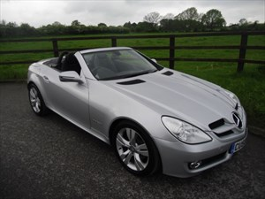 used Mercedes SLK200 SLK SLK200 KOMPRESSOR in aldershot-hampshire