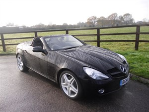 used Mercedes SLK280 SLK SLK280 in aldershot-hampshire