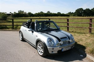 used MINI Convertible COOPER S in aldershot-hampshire