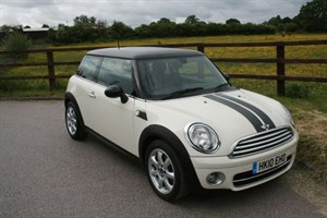 used MINI Hatch COOPER D in aldershot-hampshire