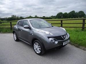 used Nissan Juke TEKNA DCI in aldershot-hampshire