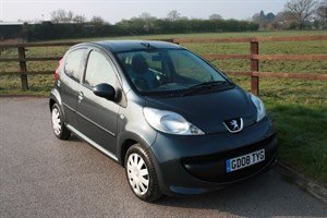 used Peugeot 107 URBAN MOVE in aldershot-hampshire