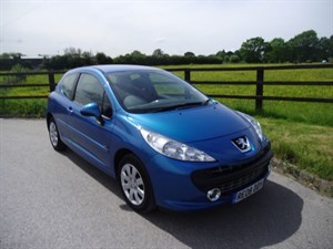 used Peugeot 207 MPLAY in aldershot-hampshire