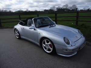 used Porsche 911 993 CARRERA in aldershot-hampshire