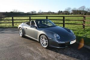used Porsche 911 CARRERA C2 S CABRIOLET GENERATION 2 in aldershot-hampshire