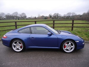 used Porsche 911 CARRERA 4 S in aldershot-hampshire