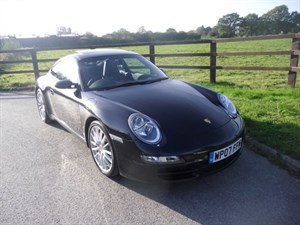 used Porsche 911 CARRERA 2 S (SAT NAV & S-ROOF) in aldershot-hampshire