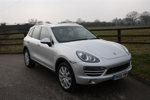 used Porsche Cayenne D V6 TIPTRONIC S (PCM) in aldershot-hampshire