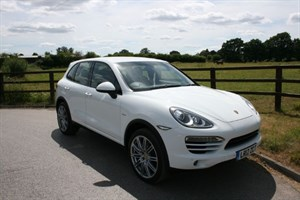 used Porsche Cayenne D V6 TIPTRONIC in aldershot-hampshire