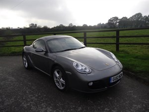 used Porsche Cayman 24V PDK in aldershot-hampshire