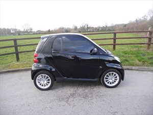 used Smart Car Fortwo Coupe PASSION in aldershot-hampshire