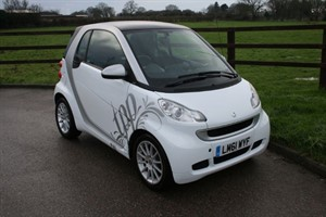 used Smart Car Fortwo Coupe PASSION MHD in aldershot-hampshire
