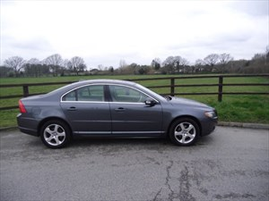 used Volvo S80 SE D5 in aldershot-hampshire