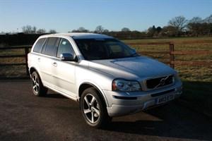 used Volvo XC90 D5 R-DESIGN NAV AWD in aldershot-hampshire