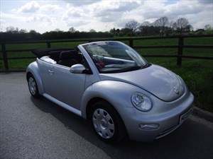 used VW Beetle 8V in aldershot-hampshire