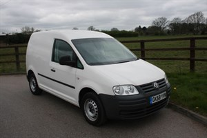 used VW Caddy C20 SDI in aldershot-hampshire