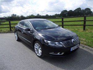 used VW CC GT TDI BLUEMOTION TECHNOLOGY DSG in aldershot-hampshire