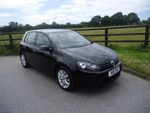 used VW Golf MATCH TDI in aldershot-hampshire