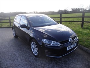 used VW Golf 150PS GT TDI BLUEMOTION TECHNOLOGY in aldershot-hampshire