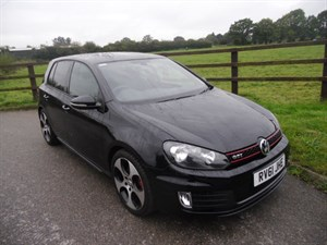 used VW Golf GTI in aldershot-hampshire