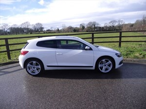 used VW Scirocco SCIROCCO GT DSG (PANO ROOF & LEATHER) in aldershot-hampshire