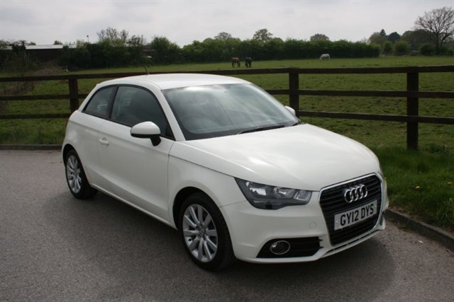 used Audi A1 TFSI SPORT in aldershot-hampshire