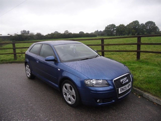 used Audi A3 FSI SPORT in aldershot-hampshire