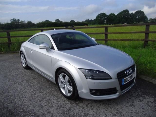 used Audi TT TFSI in aldershot-hampshire