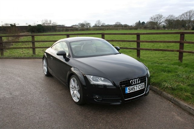 used Audi TT QUATTRO in aldershot-hampshire