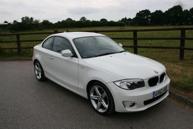 used BMW 118d SE (BMW MEDIA PACKAGE - PROFESSIONAL) in aldershot-hampshire
