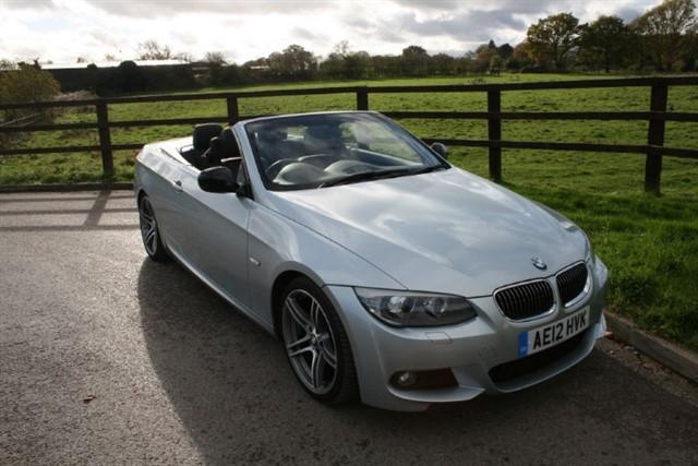 used BMW 320d SPORT PLUS EDITION in aldershot-hampshire
