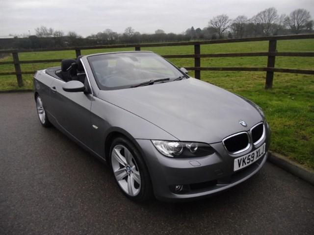 used BMW 320i SE HIGHLINE in aldershot-hampshire