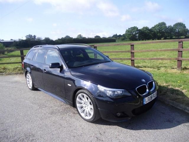 used BMW 520d M SPORT TOURING in aldershot-hampshire