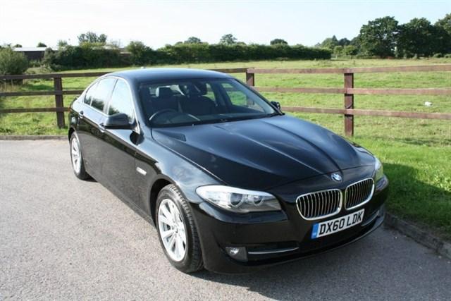 used BMW 520d SE in aldershot-hampshire
