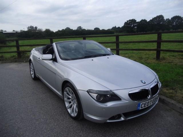 used BMW 630i SPORT  in aldershot-hampshire