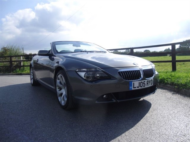 used BMW 645Ci  in aldershot-hampshire
