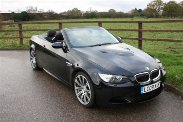 used BMW M3  in aldershot-hampshire