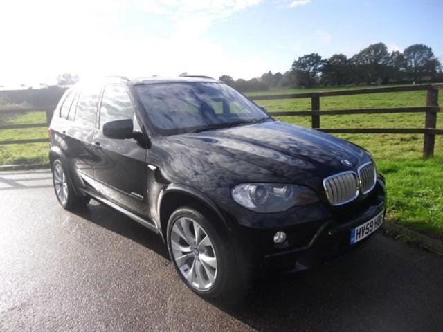 used BMW X5 XDRIVE35D M SPORT (HUGE SPEC) in aldershot-hampshire