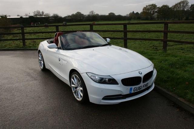 used BMW Z4 SDRIVE23I HIGHLINE EDITION in aldershot-hampshire