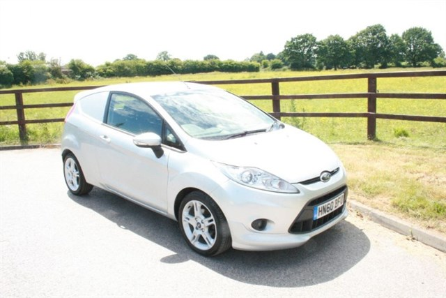 used Ford Fiesta SPORT TDCI in aldershot-hampshire