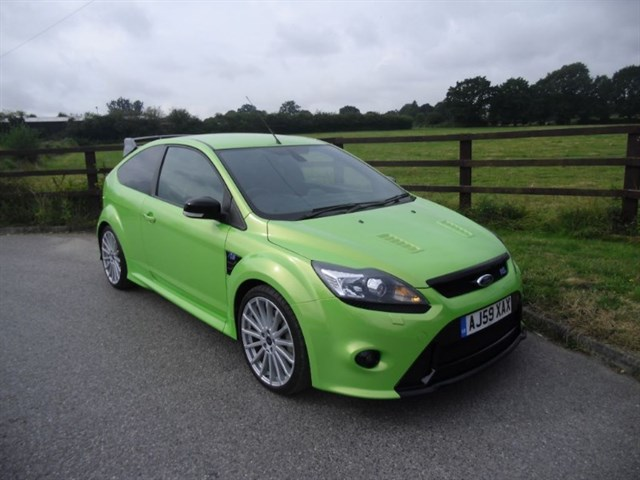 used Ford Focus RS (MOUNTUNE 350BHP) in aldershot-hampshire