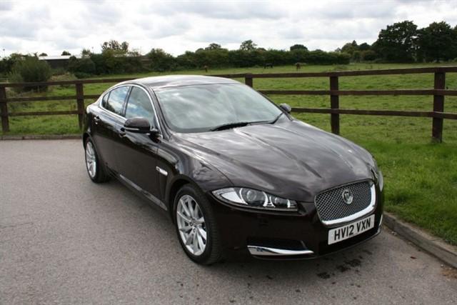 used Jaguar XF V6 PREMIUM LUXURY in aldershot-hampshire
