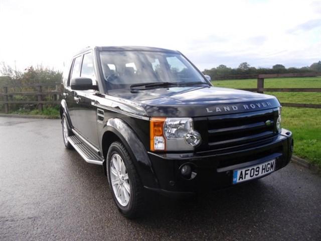 used Land Rover Discovery 3 TDV6 SE (SAT NAV & 7 SEATS) in aldershot-hampshire